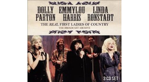 Dolly Parton - Broadcast Archive (CD) - image 1 of 1