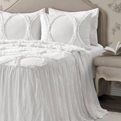 Lush Décor Riviera Bedspread & Sham Set
