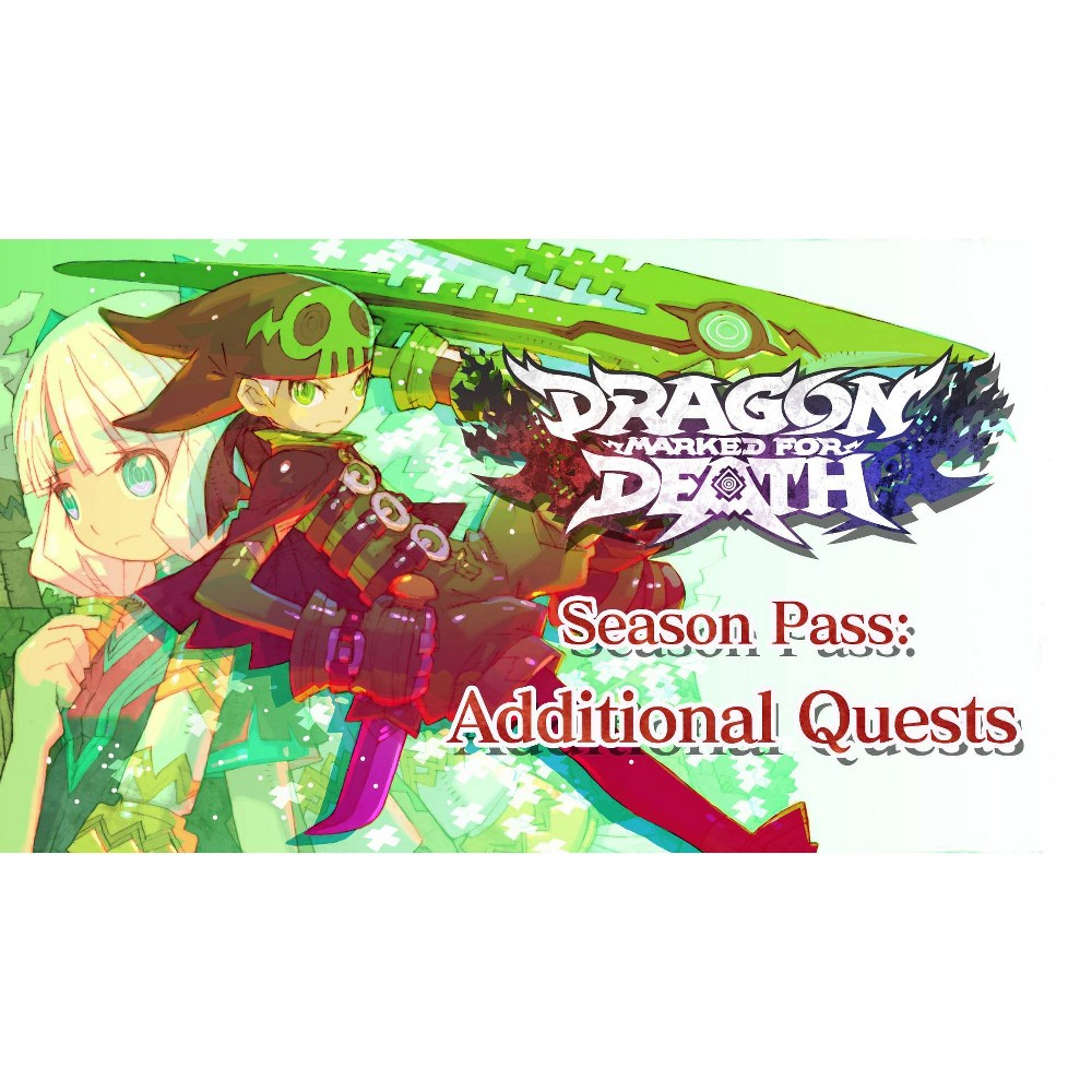 Dragon Marked For Death Season Pass Additional Quests Nintendo Switch Digital