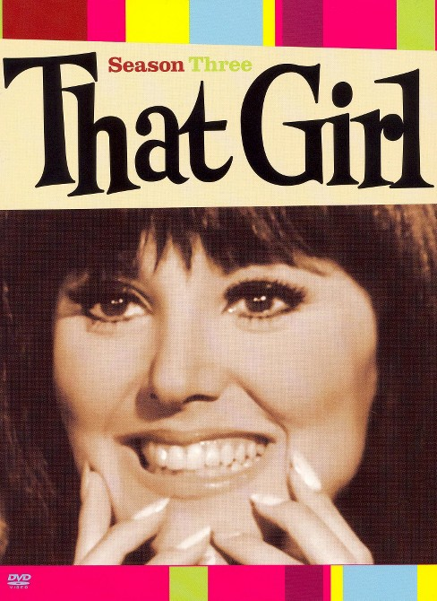 That girl:Season 3 (DVD) - image 1 of 1