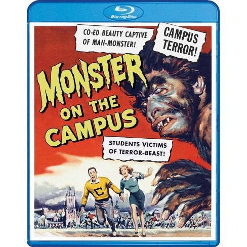 Monster On The Campus (Blu-ray) - image 1 of 1