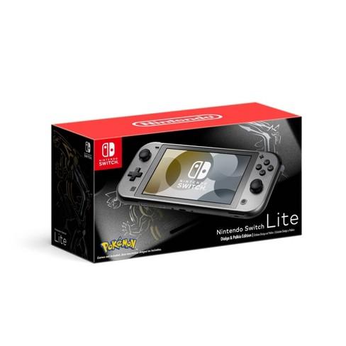Nintendo Switch Lite: Dialga & Palkia Edition - image 1 of 3