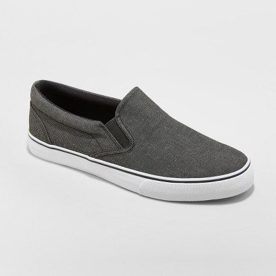 ce4e9721f1d8 Men s Phillip Sneakers - Goodfellow   Co™ Charcoal