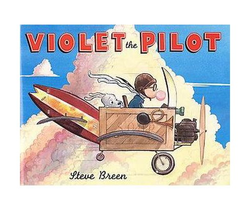 Violet the Pilot (School And Library) (Steve Breen) - image 1 of 1