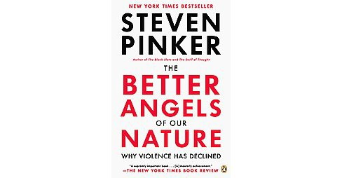 The Better Angels of Our Nature (Reprint) (Paperback) - image 1 of 1