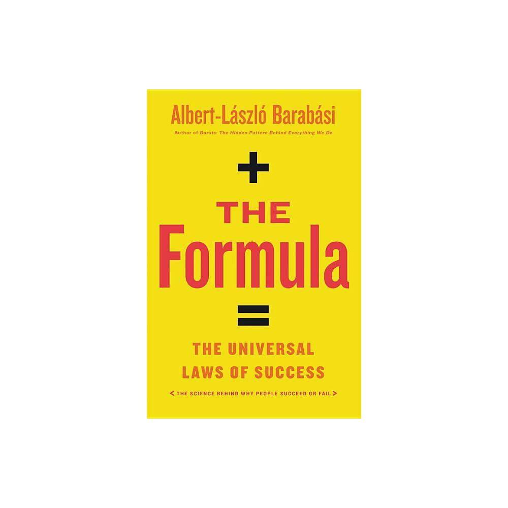 The Formula By Albert L Szl Barab Si Hardcover