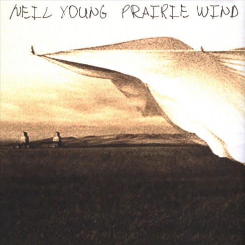 Neil Young - Prairie Wind (CD) - image 1 of 1