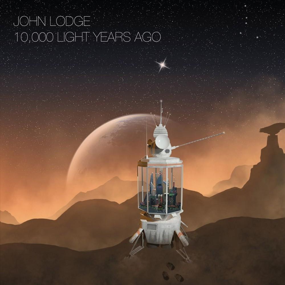 John lodge - 10000 light years ago (CD)