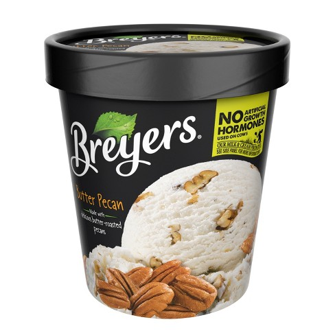 Breyers Butter Pecan Ice Cream - 16oz - image 1 of 1