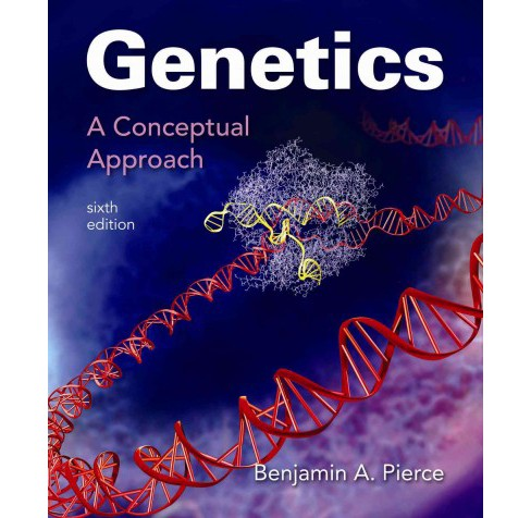 Genetics : A Conceptual Approach (Hardcover) (Benjamin A. Pierce) - image 1 of 1