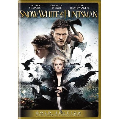 Snow White And The Huntsman Dvd Target