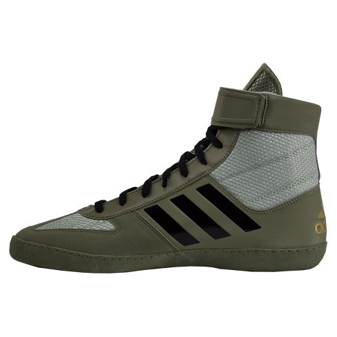 new arrivals cd938 f1d7c Adidas Men s Combat Speed 5 Wrestling Shoe - Tan