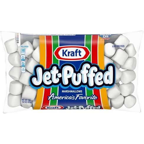 Kraft Jet-Puffed Marshmallows - 16oz - image 1 of 4