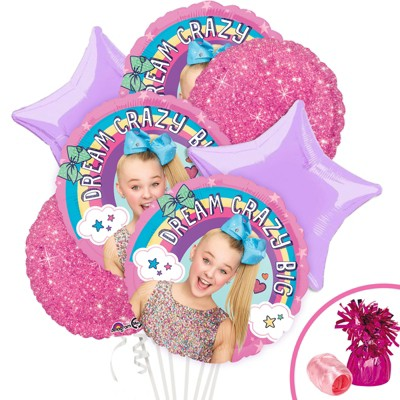 Birthday Express JoJo Siwa Balloon Bouquet Kit