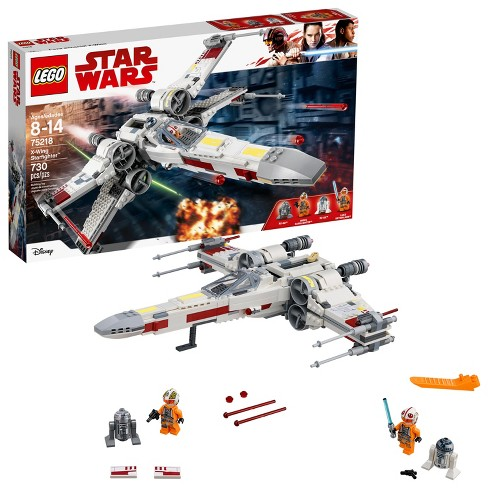 Lego Star Wars X Wing Starfighter 75218 Target