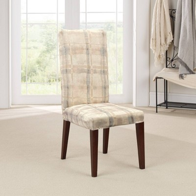 Stretch Arno Short Dining Room Chair Slipcover - Sure Fit