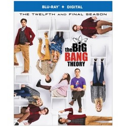 The Big Bang Theory: The Twelfth and Final Season (Target Exclusive) (Blu-Ray)