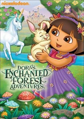 Dora the Explorer: Dora's Enchanted Forest Adventures (DVD)