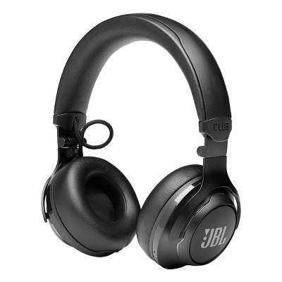 JBL Club 700 BT Wireless On-Ear Headphones (Black)