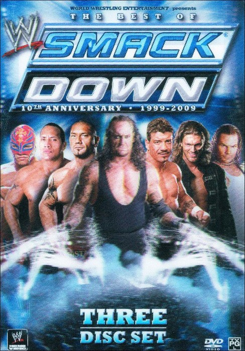 Wwe Best Of Smackdown 10th Anniversar (DVD) - image 1 of 1