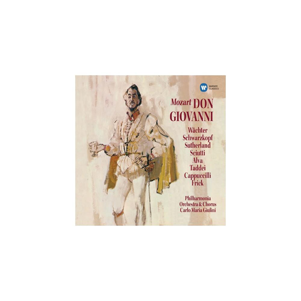 Carlo Maria Giulini - Mozart:Don Giovanni (CD)