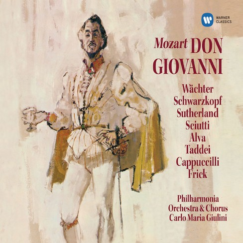 Carlo Maria Giulini - Mozart:Don Giovanni (CD) - image 1 of 1