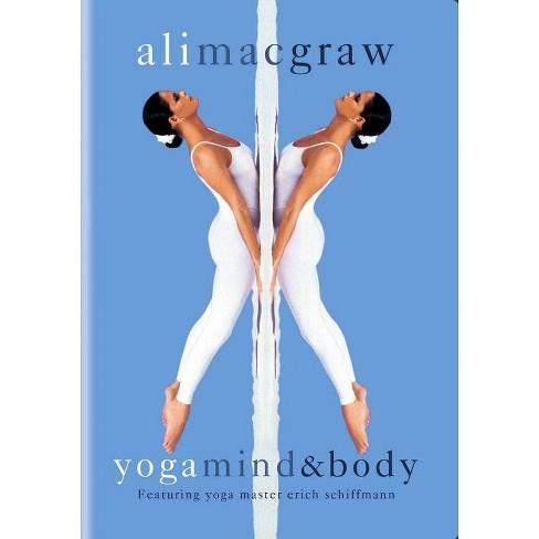 Ali MacGraw: Yoga Mind & Body (DVD)(2014) - image 1 of 1
