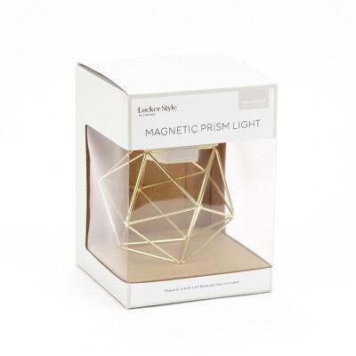 Prism Locker LED Light Gold - Locker Style