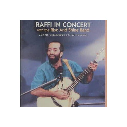 Raffi - Raffi in Concert (CD) - image 1 of 1