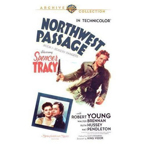 Northwest Passage (DVD), movies