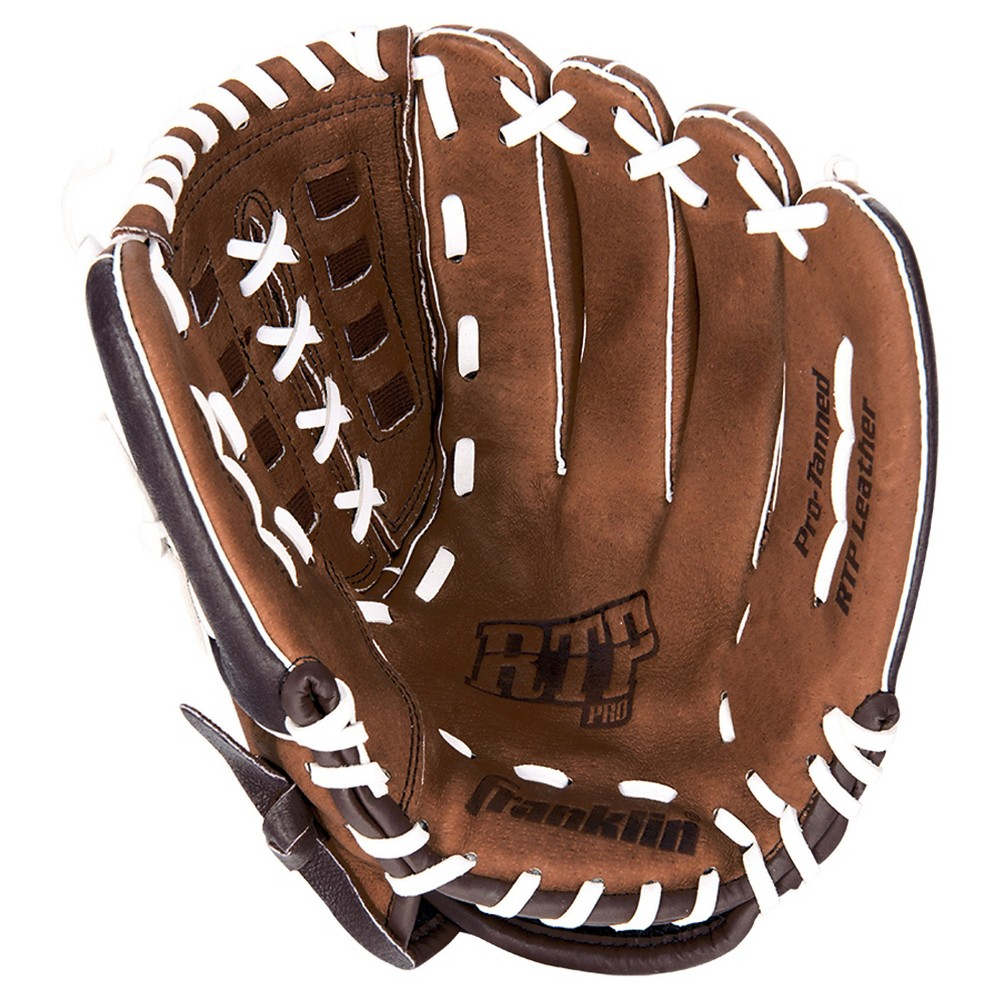 Franklin Sports 11.0 Rtp Pro Series Baseball Glove-Right Handed Thrower, Brown