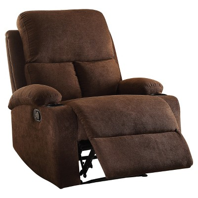 Accent Chairs Acme Furniture Chocolate