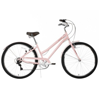 "Huffy Women's Sienna 27.5"" Comfort Hybrid Bike - Pink"