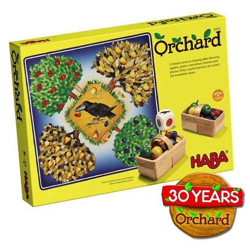HABA Orchard Game - Classic Cooperative Board Game (Made in Germany) - image 1 of 4