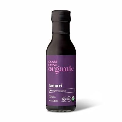 Organic Gluten Free Tamari Soy Sauce - 12oz - Good & Gather™