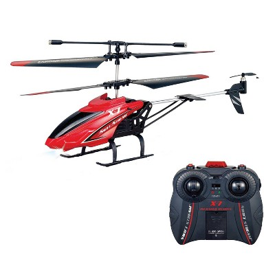 "Swift Stream RC 9.4"" X-7 Helicopter - Red"