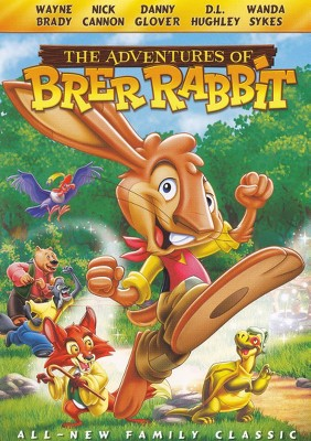 The Adventures of Brer Rabbit (DVD)