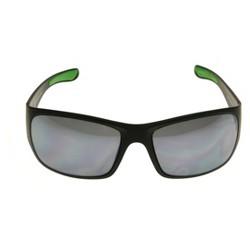 Men's Ironman Impact Resistant Wrap Sunglasses - Black
