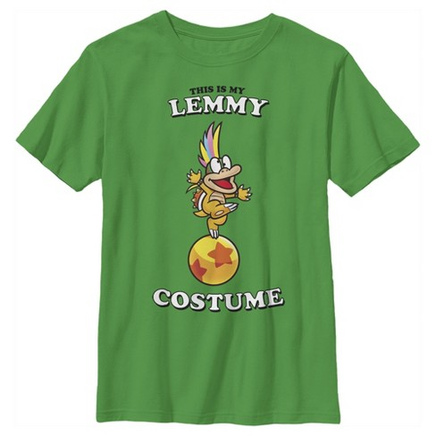Boy's Nintendo Lemmy Costume T-Shirt - image 1 of 1