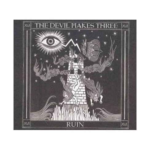 The Devil Makes Three - Redemption & Ruin (CD) - image 1 of 1