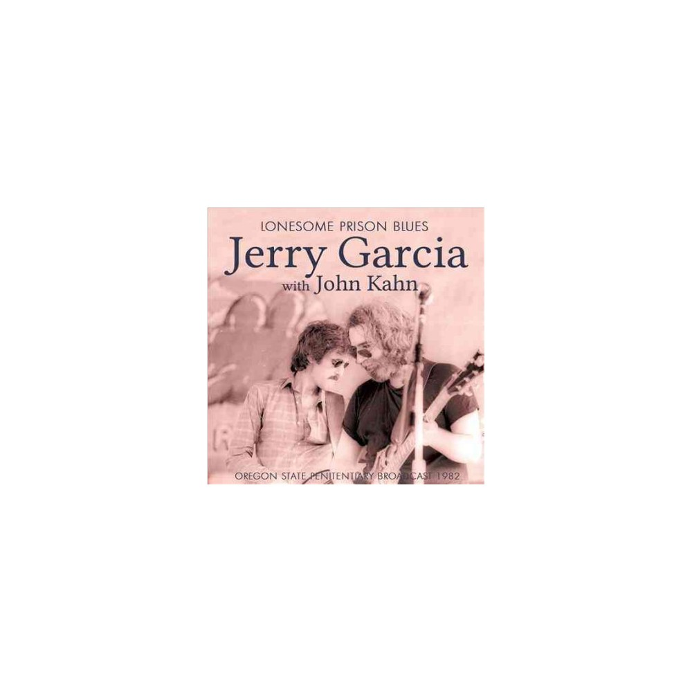 Jerry Garcia - Lonesome Prison Blues (CD)