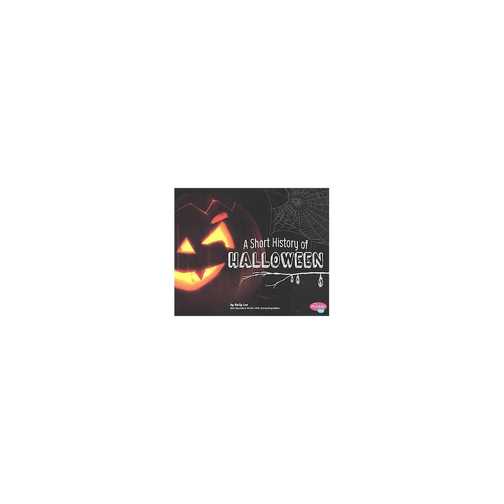 Short History of Halloween (Paperback) (Sally Lee)