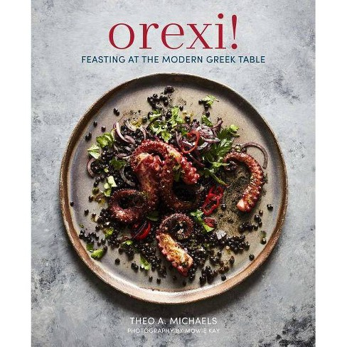 Orexi! - by  Theo A Michaels (Hardcover) - image 1 of 1