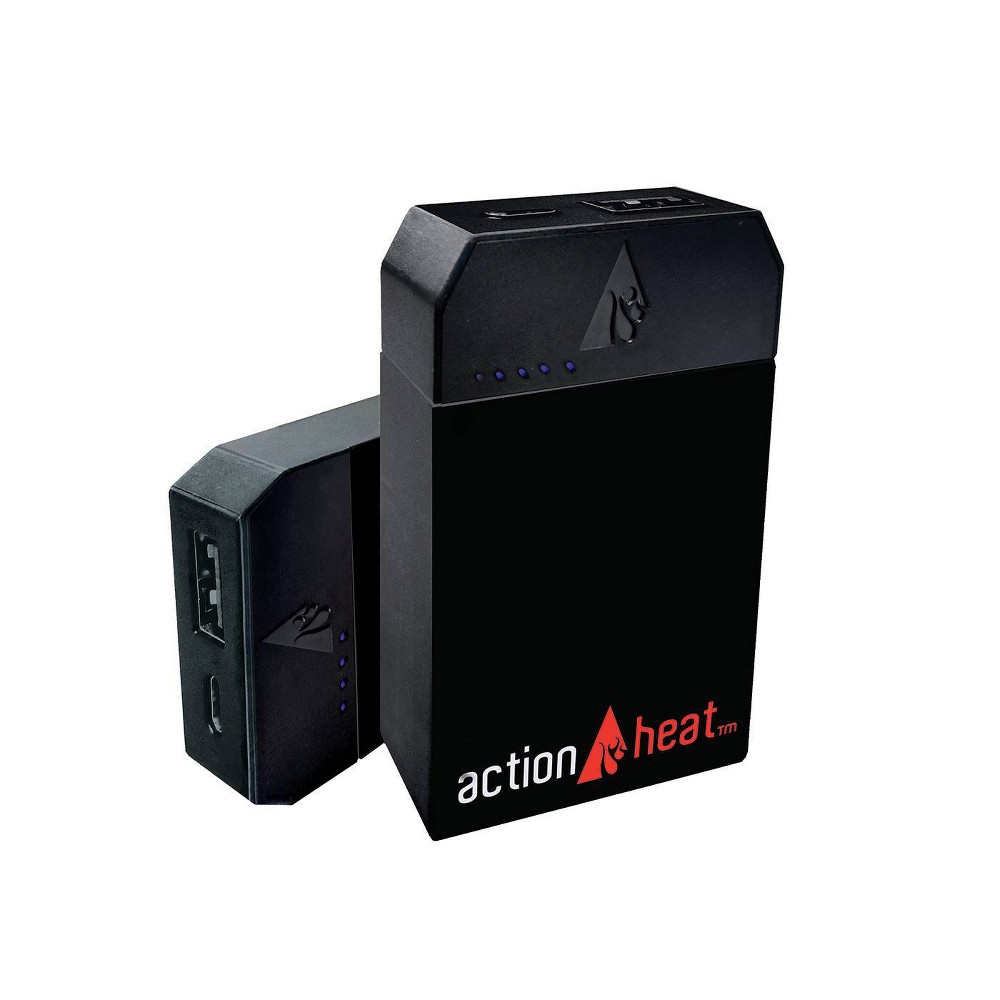 Image of ActionHeat 5V 3000mAh Replacment Power Bank - Black