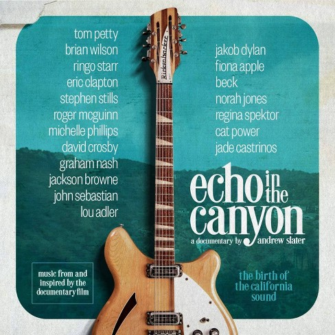 Various - Echo in The Canyon (OST) (CD) - image 1 of 1