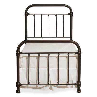 Kirkland Bed Set Bronze - Hillsdale Furniture