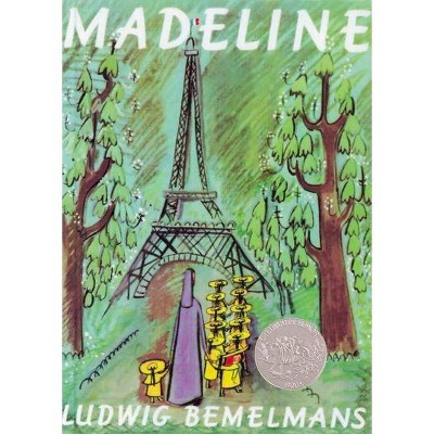 Madeline - by Ludwig Bemelmans (Hardcover)