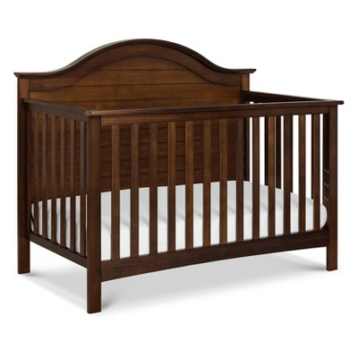 Carter's By Davinci Nolan 4-In-1 Convertible Crib - Espresso