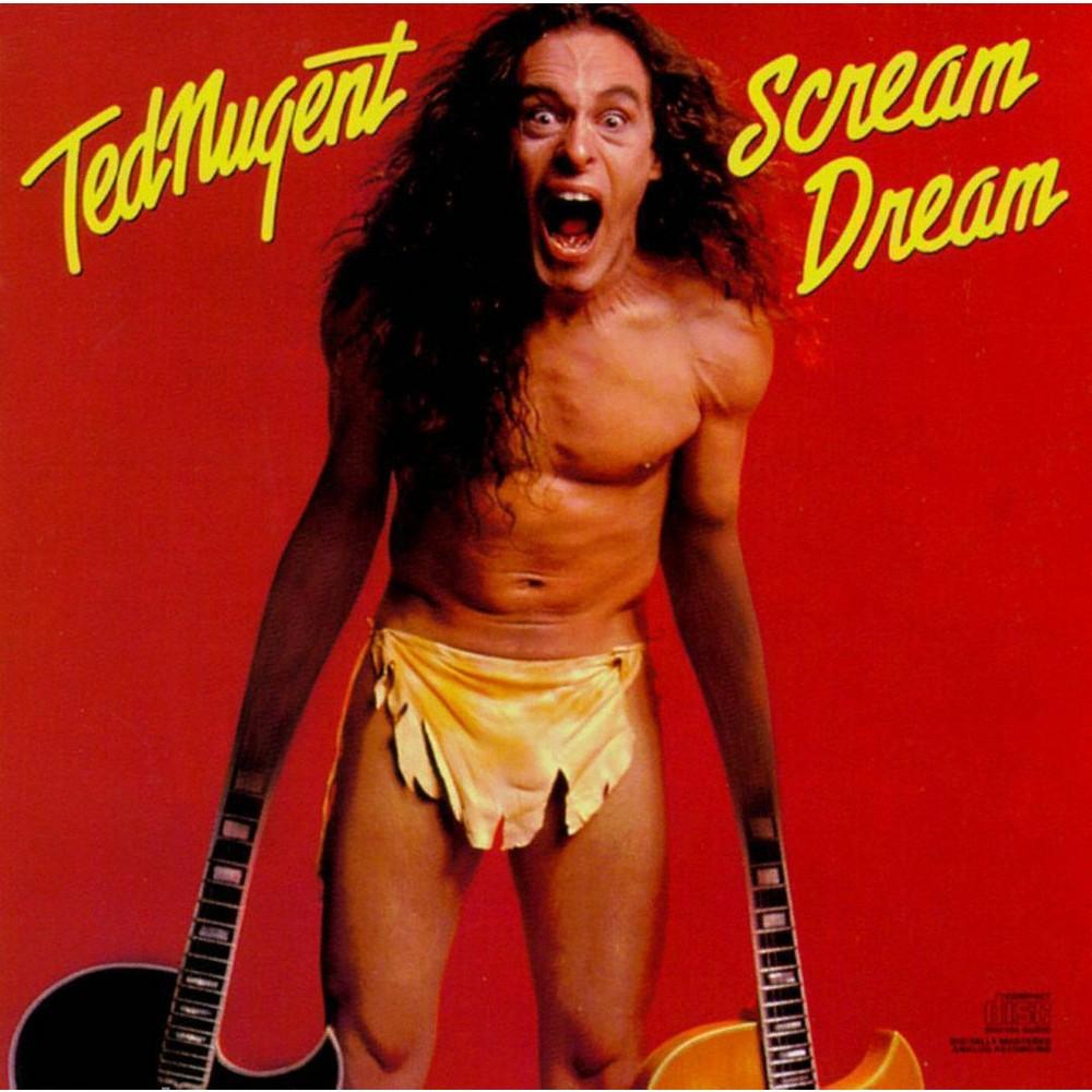 Ted nugent - Scream dream (CD)