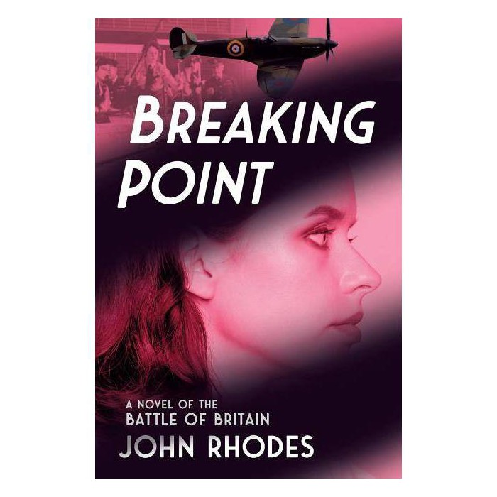 Breaking Point - by  John Rhodes (Paperback) - image 1 of 1